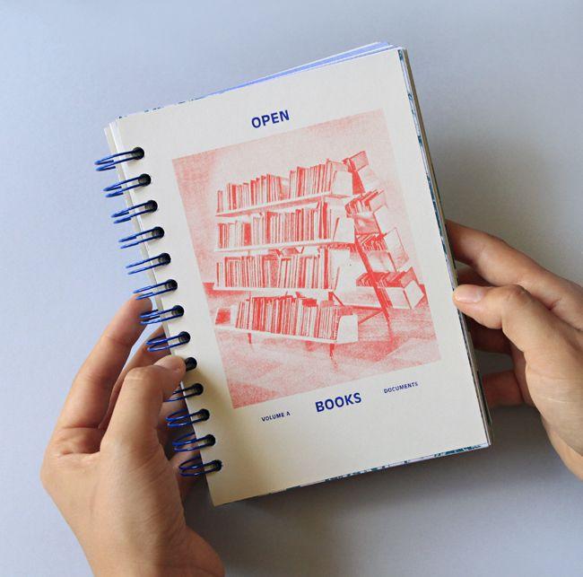 manystuff.org – Art & Design » Blog Archive » Open Books – Publication