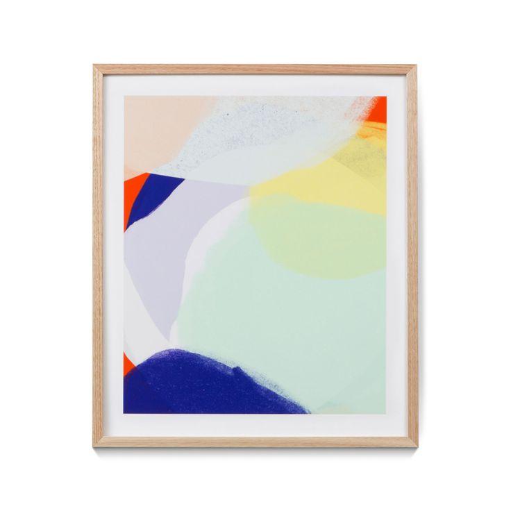 Derika Framed - Wall Art