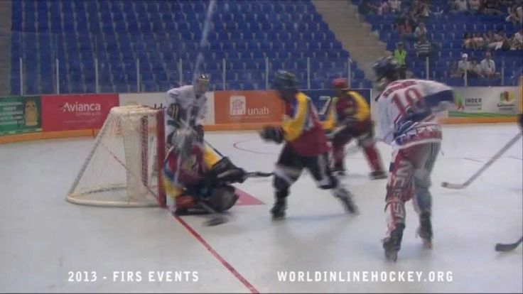 2013 - Promotional Video OFFICIAL WORLD ROLLER IN LINE HOCKEY CHAMPIONSHIPS