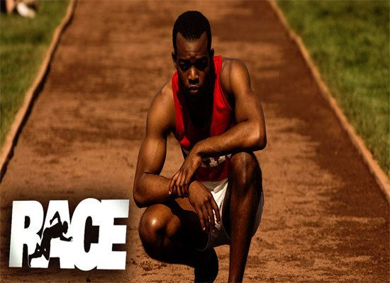 Race 2016 is a biographical sports drama film about African American athlete Jesse Owens, who won a record-breaking four gold medals at the 1936 Berlin Olympic Games.