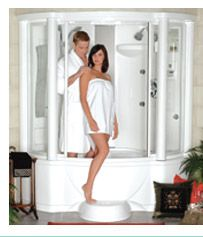 Steam Showers Steam Shower Units and Steam Shower Tubs