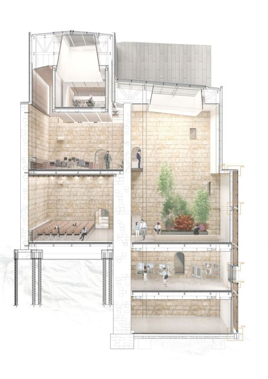 Architecture Design Drawing Building