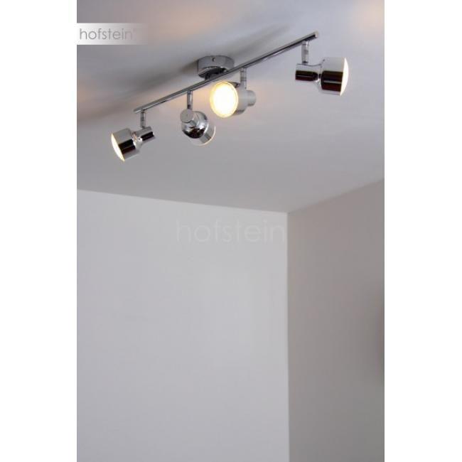 Globo ROIS Deckenleuchte LED Chrom 56213-4-DO1