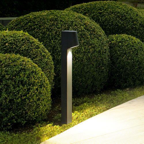 LED Garden Pathway Bollard - 7239/7249  BEGA Outdoor Lamps | YLighting