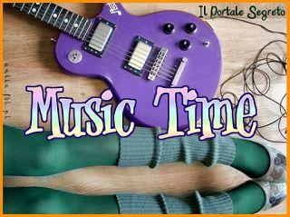 Sonogno di mezza estate: Music Time 1° La rubrica del lunedì