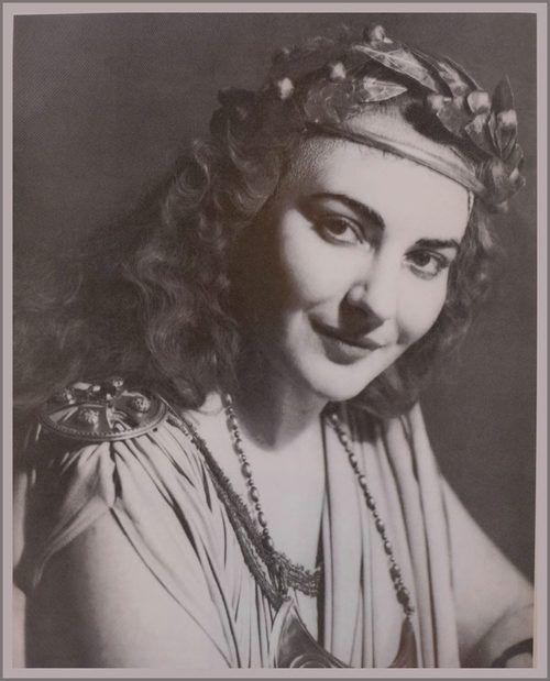 Maria Callas, Norma - 1949  Teatro Colon de Buenos Aires