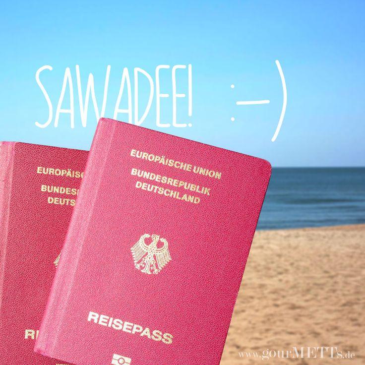 Vorbereitungen für die Thailand-Reise In Kürze steht bei uns wieder der nächste Thailand-Urlaub an. Da gilt es, einiges zu planen. Ich habe hier mal die wichtigsten Tipps für euch zusammengefasst: Visum/Einreise Rucksack etc