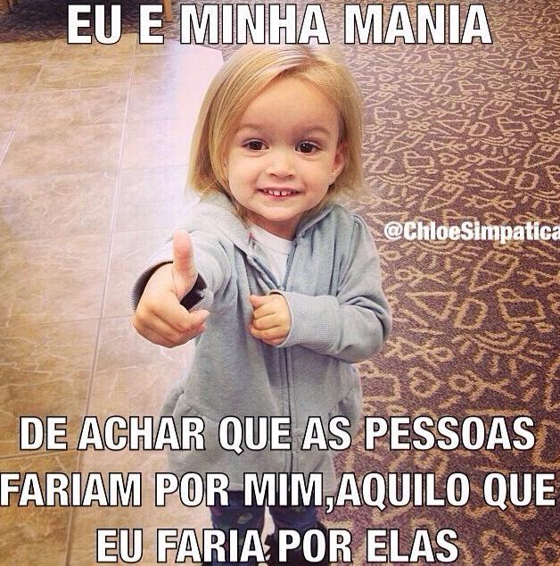 Chloe é uma menina que virou meme com apenas três anos de idade, com um vídeo de temática familiar publicado pela sua mãe no site YouTube. Tornou-se sensação a partir dele, tanto no canal da sua mãe, quanto em outros sites de relacionamento – sendo um sucesso, especialmente, no Brasil No entanto, Chloe não é …