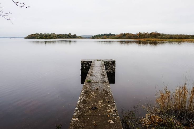 Still waters a Castle on an Island a stone pier & some Autumn colours...what more coukd you ask for. Lough Key Oct 2017.