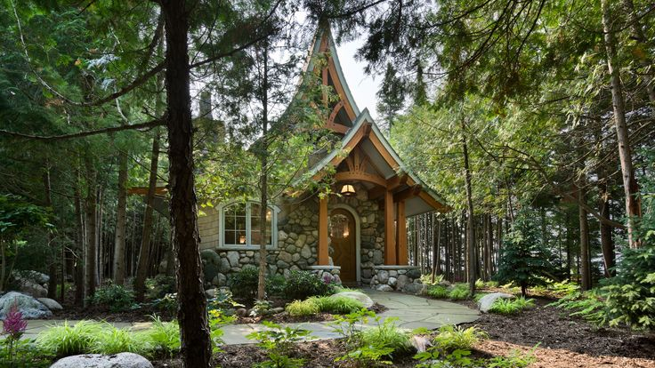 106 Best Cottages Storybook Houses Images On Pinterest