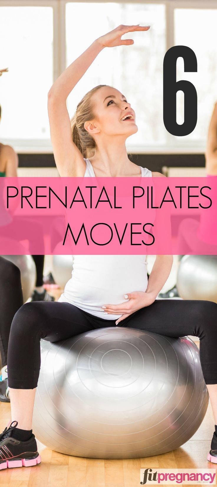 Great to remember! These 6 prenatal Pilates moves can really soothe pregnancy symptoms, increase mood, and boost energy. Ah, these are the fitness ideas we LOVE.