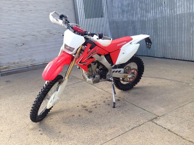 Honda CRF250X CRF 250 in NSW   eBay