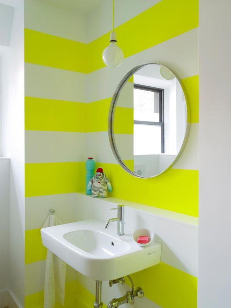 Мифы о покраске стен санузла