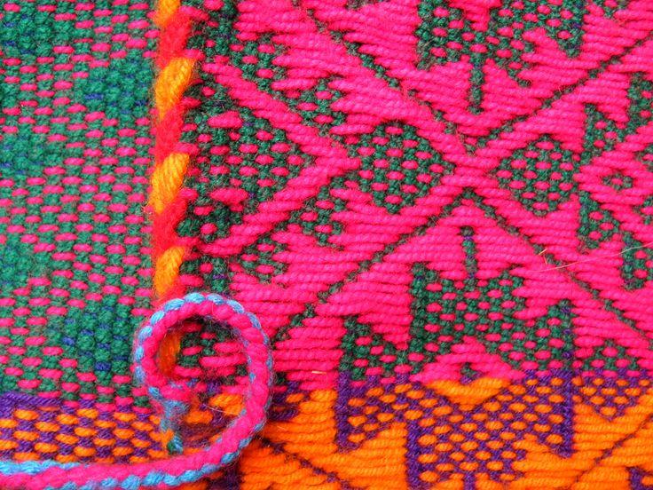Taller de Wixal - Telar Mapuche / Septiembre - Octubre 2015