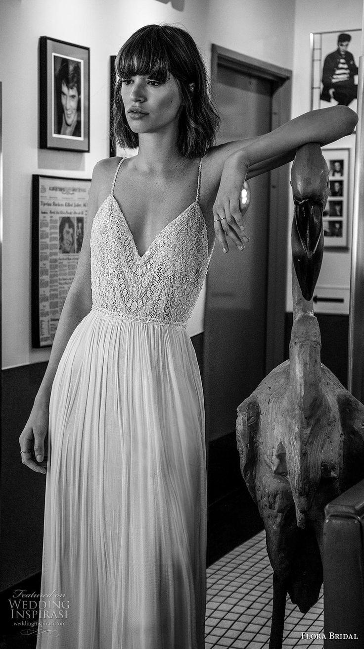 Robes de mariée Flora 2019