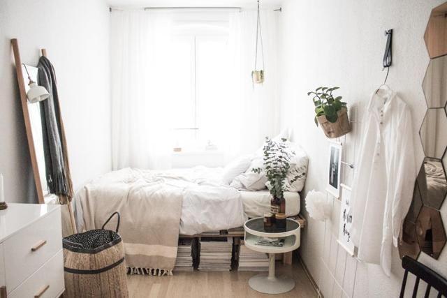 Kleines Schlafzimmer Ganz Gross Vintage Diy C Doitbutdoitnow