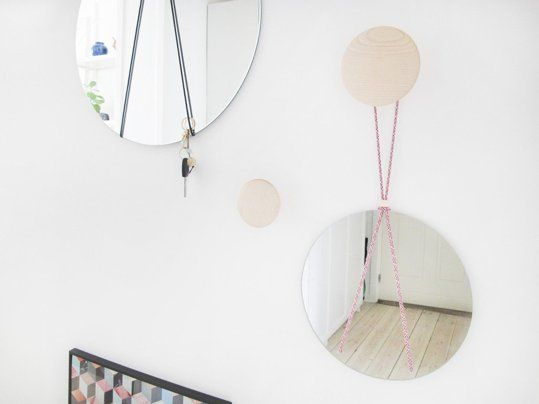 7 Modern Mirrors to Make: DIY Project Ideas