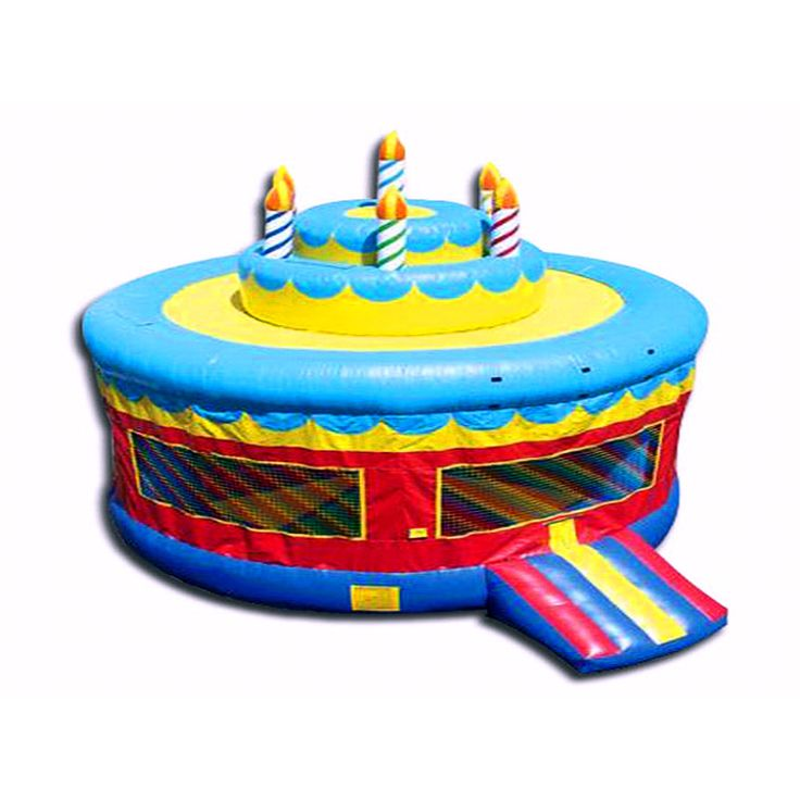 How To Buy Low-price And Best Deluxe Round Cake Jumper? Our Provide Commercial Bounce House, Discount Water Slide, Cheap Bouncy Games In Sale Inflatables Online