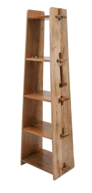 Bakkar Wood Shelf