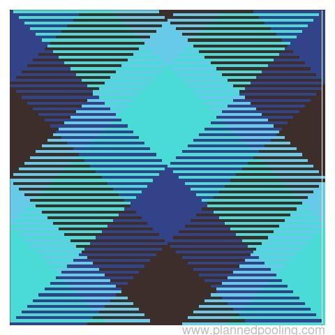 32 best yarn color pooling images on pinterest pooling for Thread pool design pattern