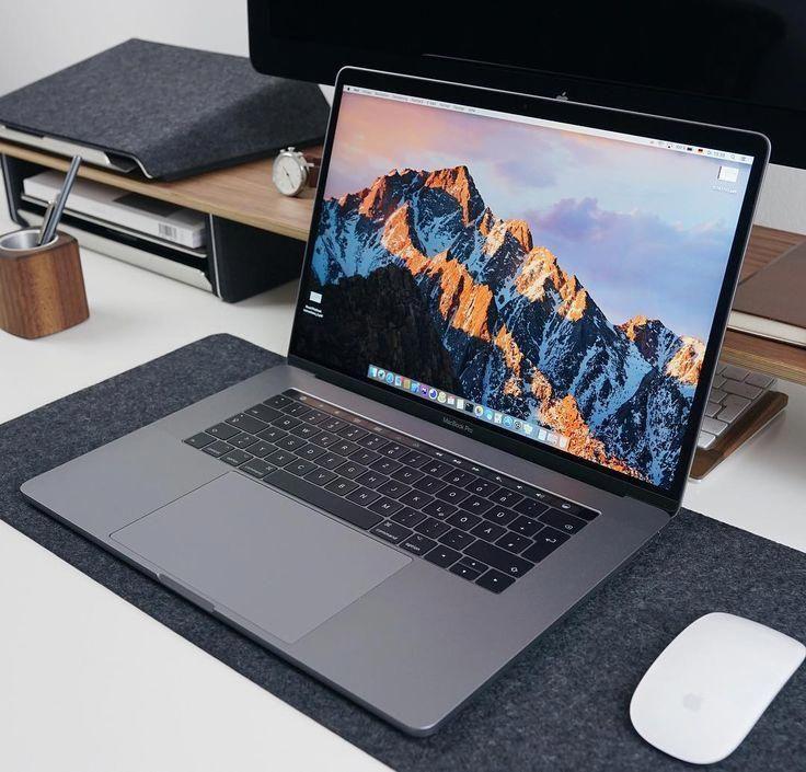 Macbookprodesksetup In 2020 Macbook Pro Space Grey Macbook Pro New Macbook