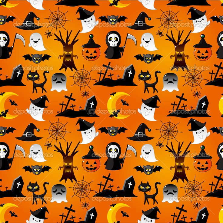 25 best Halloween Patterns images on Pinterest | Halloween ...