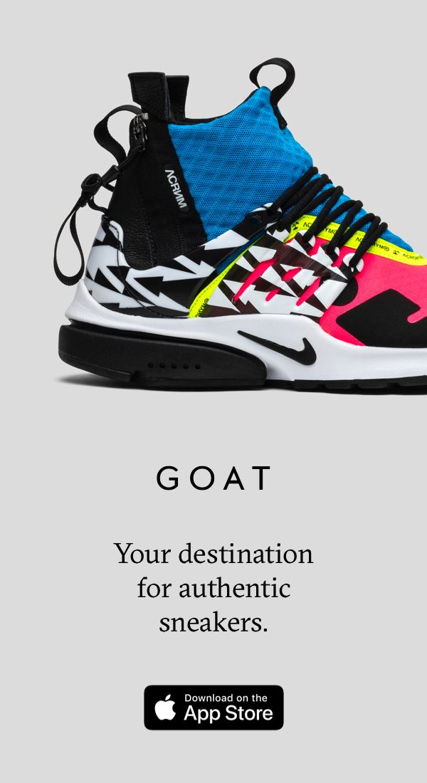 best service 22f9f 1a5bf GOAT is the safest way to buy and sell sneakers. We guarantee authenticity  on every