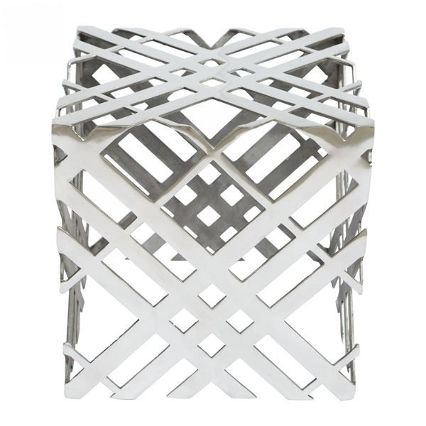 Carlisle Accent Table Aluminium *D by Zuo Modern Contemporary, Inc is now available at American Furniture Warehouse. Shop our great selection and save!