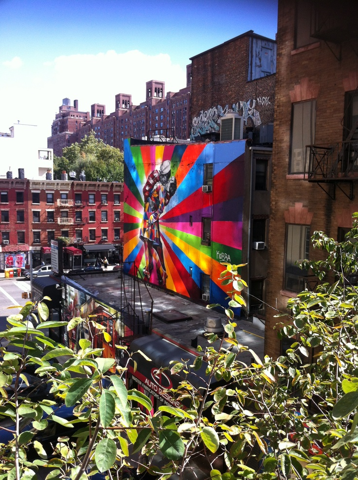 East of High Line, NY