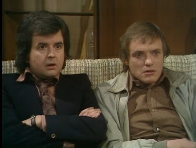 Whatever Happened To The Likely Lads?- The show followed the friendship, resumed after five years apart, of two working-class young men, Bob Ferris (Rodney Bewes) and Terry Collier (James Bolam). Set in Northeast England, humour was based on the tension between Terry's firmly working-class outlook and Bob's aspirations to join the middle class, through his new white-collar job, suburban home, and impending marriage to prissy librarian Thelma Chambers. This was a follow on from The Likely…