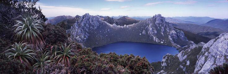 I want to go back!   Lake Oberon, Western Arthurs, Tasmania.