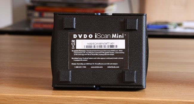 """Není obraz z vašich video zdrojů takový, jaký byste chtěli? Pomůže vám DVO iScan Mini, procesor schopný upscalingu až na 4K a """"obrazový doktor"""", vylepšující nekvalitní video. Více na http://www.hifi-voice.com/inteligentni-bydleni/1590-dvdo-iscan-mini.html"""