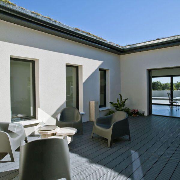 30 best patio images on Pinterest Patios, Homes and Mansions - faire sa maison en 3d