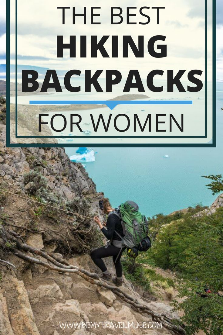 Here are 10 best hiking backpacks for women, designed with comfort, practicality and durability in mind. This list consists of Osprey, Deuter, Gregory, North Face, REI, and more. Important tips on how to choose the right backpack for hiking and backpacking included! Choosing a suitable backpack is important to ensure a fabulous hike afterall, click to read! #Backpacks #HikingTips