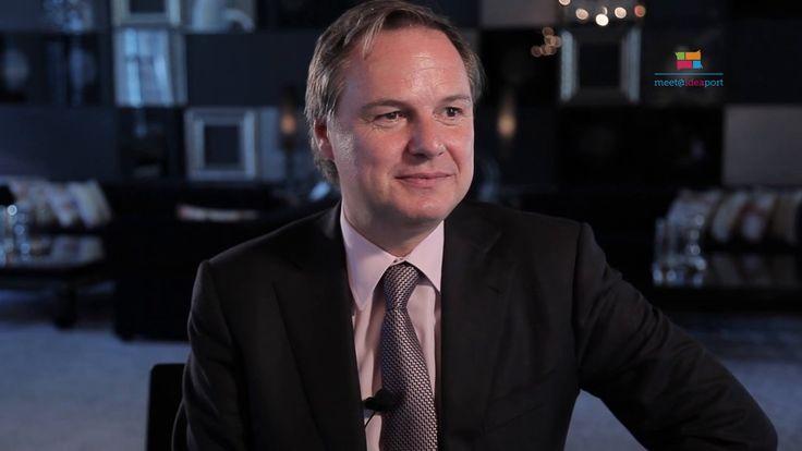 Peter Hess-1: Fikri Mülkiyet Yönetimi Bir Fikrin Korunmasından Çok Daha Fazla Şey İfade Eder! #meet@ideaport