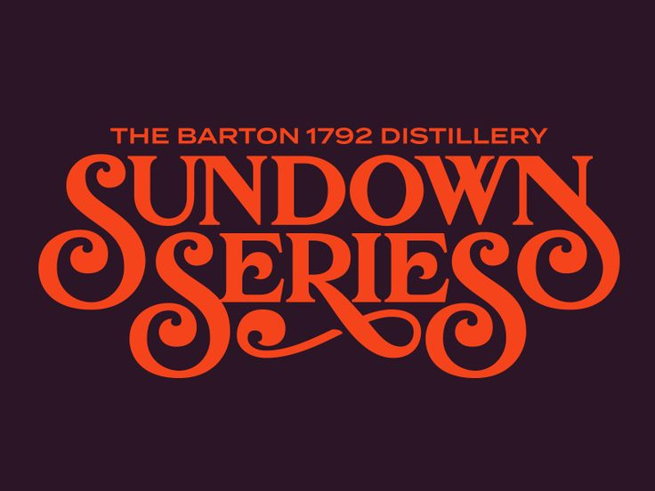 Recently we finished up a fun project at @Cornett for The Barton 1792 Distillery. The Sundown Series is a monthly summer event held on their grounds with music, food trucks, and all-around good tim...