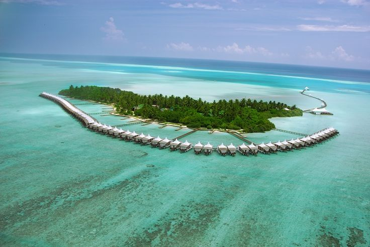 Chaaya Lagoon Hakuraa Huraa Maldives - All inclusive - Overwater Bungalows