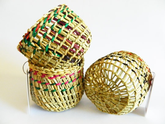 natural fibers baskets