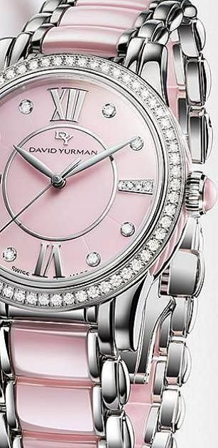 David Yurman Pink for a Purpose ♥✤ | KeepSmiling | BeStayClassy  I NEED THIS!!!