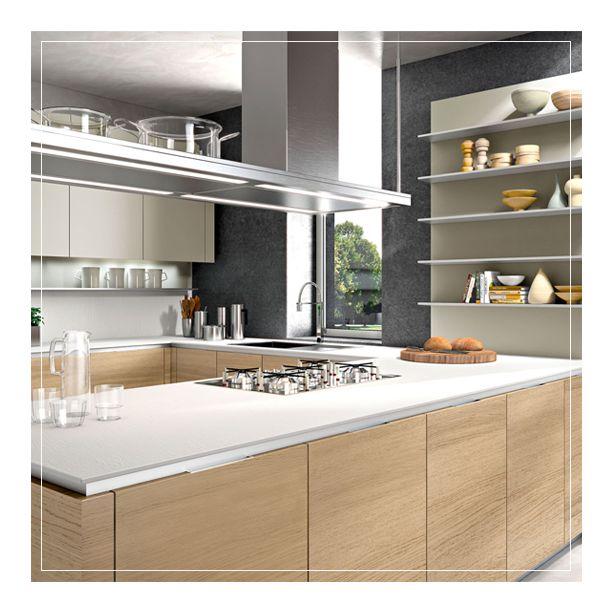 214 best Atelier Casa Cocina images on Pinterest Kitchen ideas - kompakte kuche snaidero board