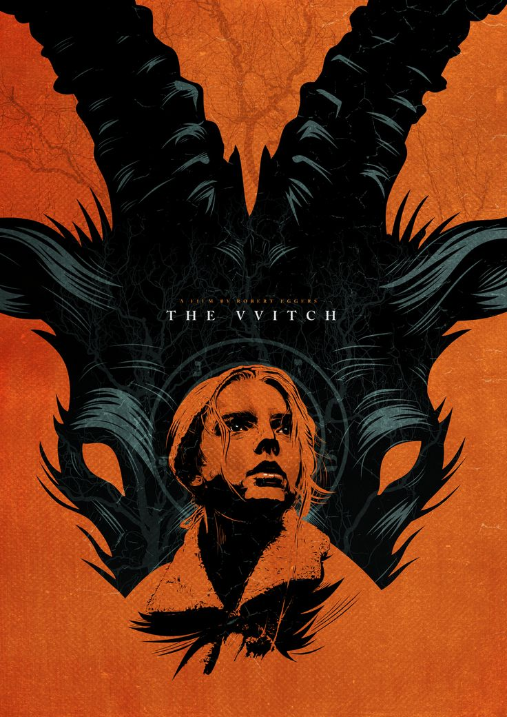 The Witch - movie poster