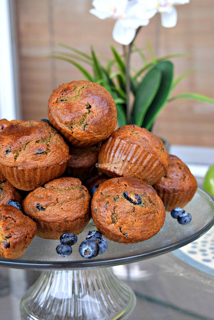 Kiwi Blueberry Muffins is the Ultimate Fruity Muffins, they are moist, tender, and extremely delicious with just about the right amount of sweetness. They are as healthy as they can be. Kiwis and blueberries blend in well giving this a new flavor. Plus they are super easy to bake!