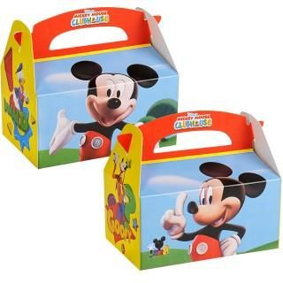 Mickey Mouse Clubhouse Empty Favor Boxes (4) | Mickey Mouse Party ...