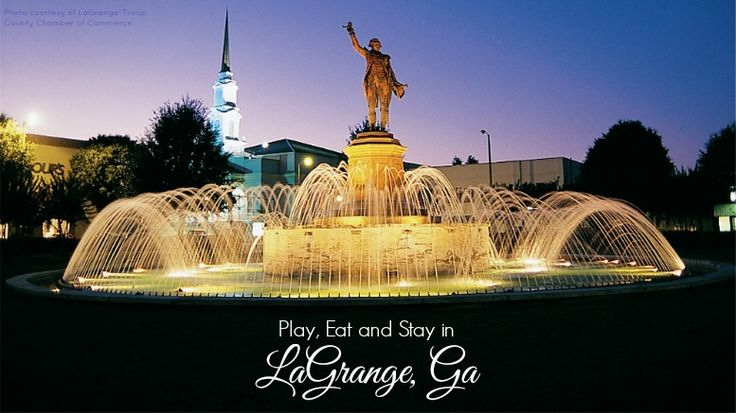 LaGrange, Ga is full of surprises, from a Bible history museum to a grand Callaway estate, and from 90+ year old cherished hotdog restaurant to TLC's Ultimate Cake Off winner of 2011. Here is where to play eat and stay when visiting LaGrange, Ga.