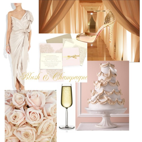 Image Result For Champagne Wedding Dress
