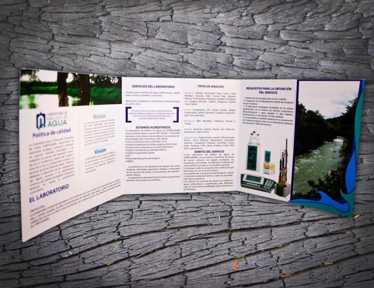 Brochure Corpouraba interior