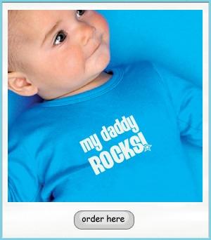 Daddy Rocks!