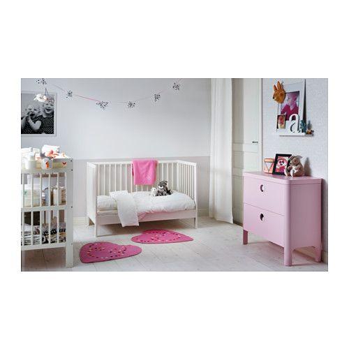 Beautiful GULLIVER Crib white