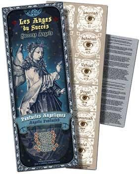 Success Angel Parchment