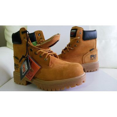 Botas Timberland Pro Men's 6 Waterproof Unico Par - Bs. 440.000,00 en Mercado Libre